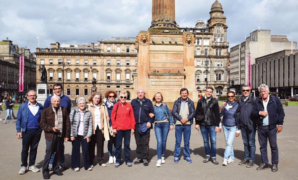 Scozia-tour