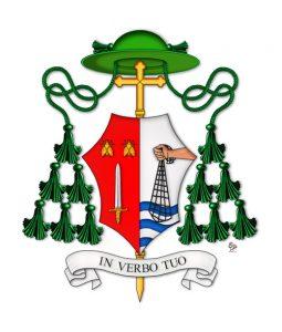 Vescovo Tessarollo Adriano STEMMA