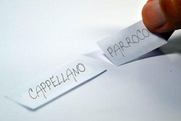 CAPPELLANO-PARROCO