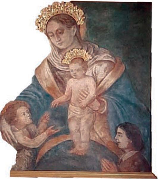 Madonna-della-carita