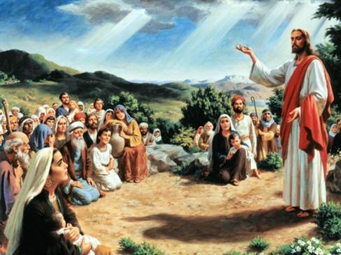 Gesù-che-parla-alla-gente