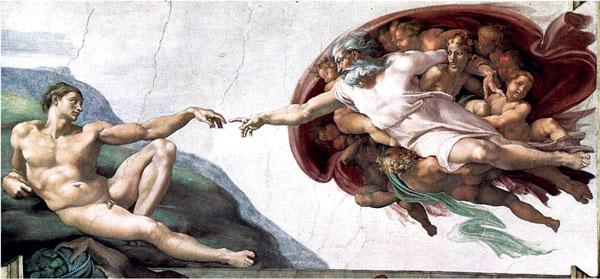 La-creazione-di-Adamo