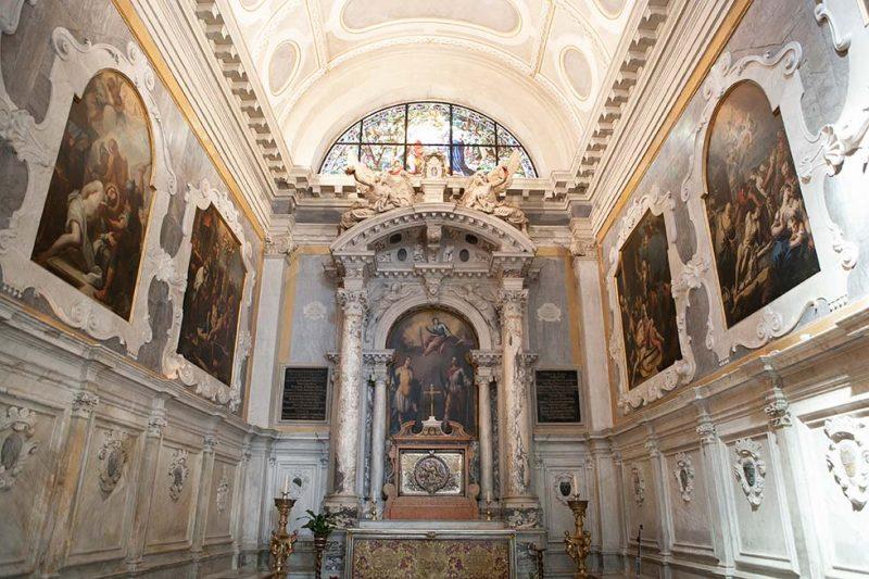 cappella santi Patroni-cattedrale