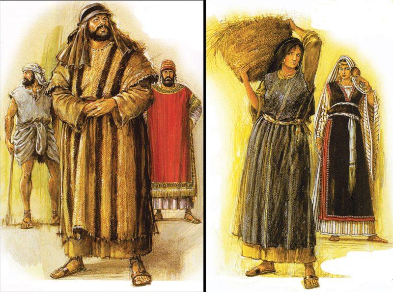 Abbigliamento-bibbia